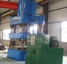 500T液压机